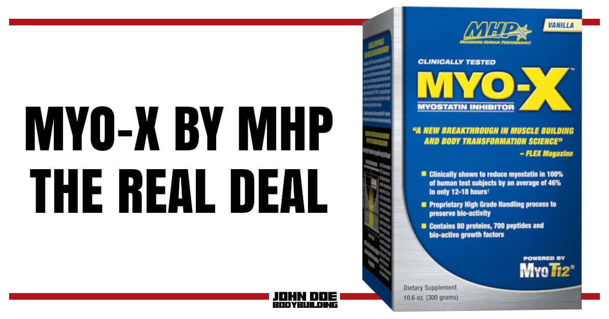 Myo-X by MHP
