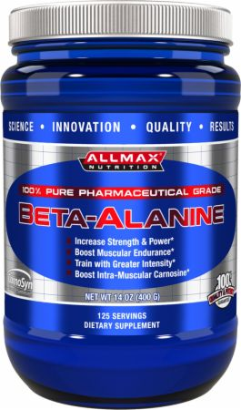Beta alanine by Allmax Nutrition