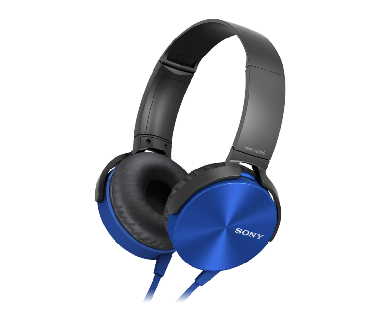 Sony MDRXB450AP Xtra Bass headphones