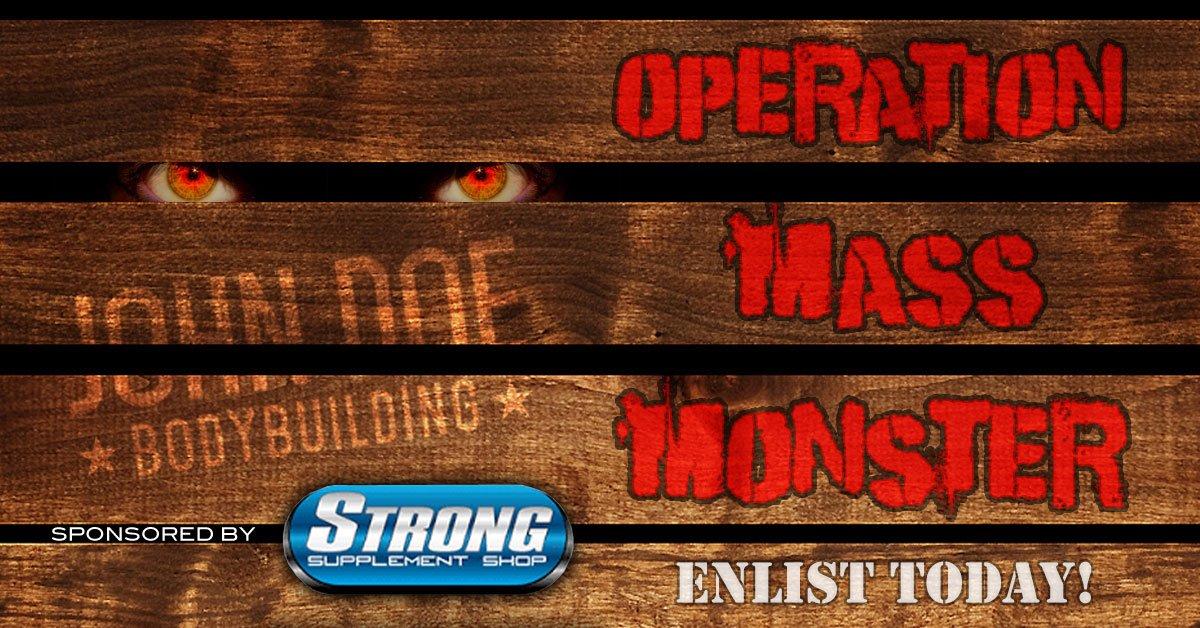 Operation Mass Monster