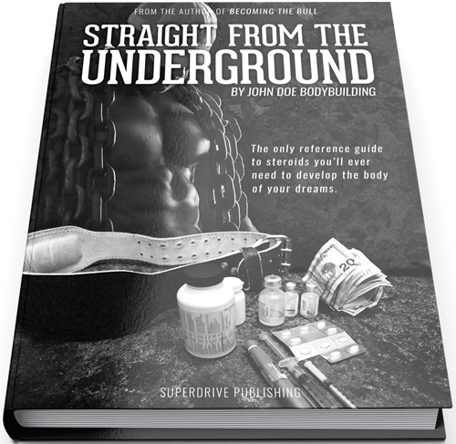 Straight from the Underground book cover