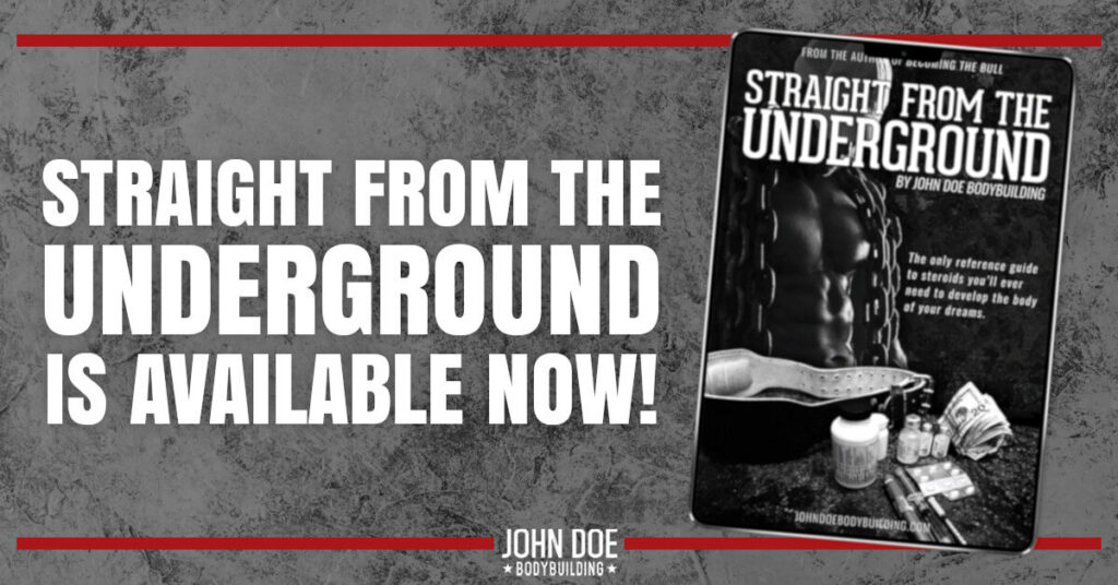 Straight from the Underground e-book