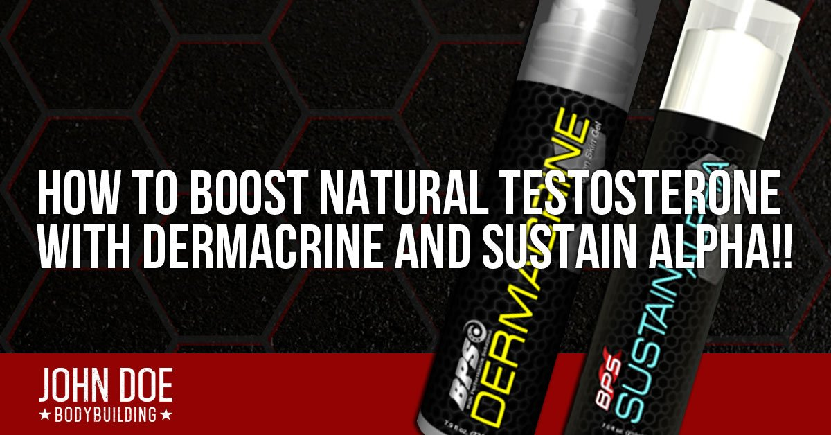 Boost Natural Testosterone