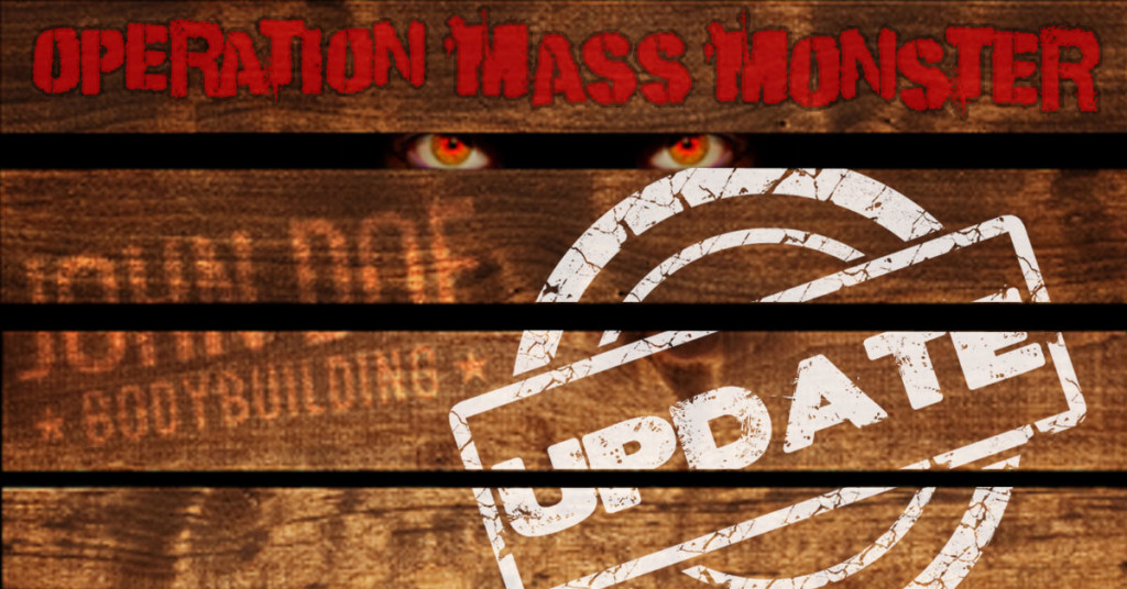 Operation Mass Monster Update