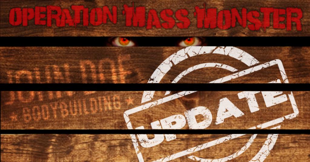 Operation Mass Monster Update