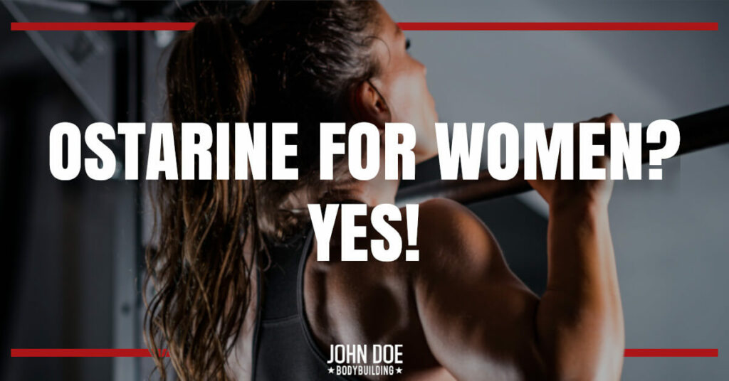 Ostarine for women