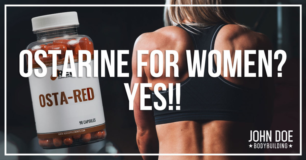 Can women use Ostarine?