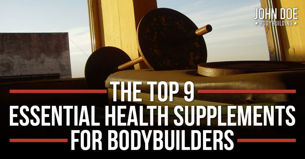 top health supplements for bodybuilders