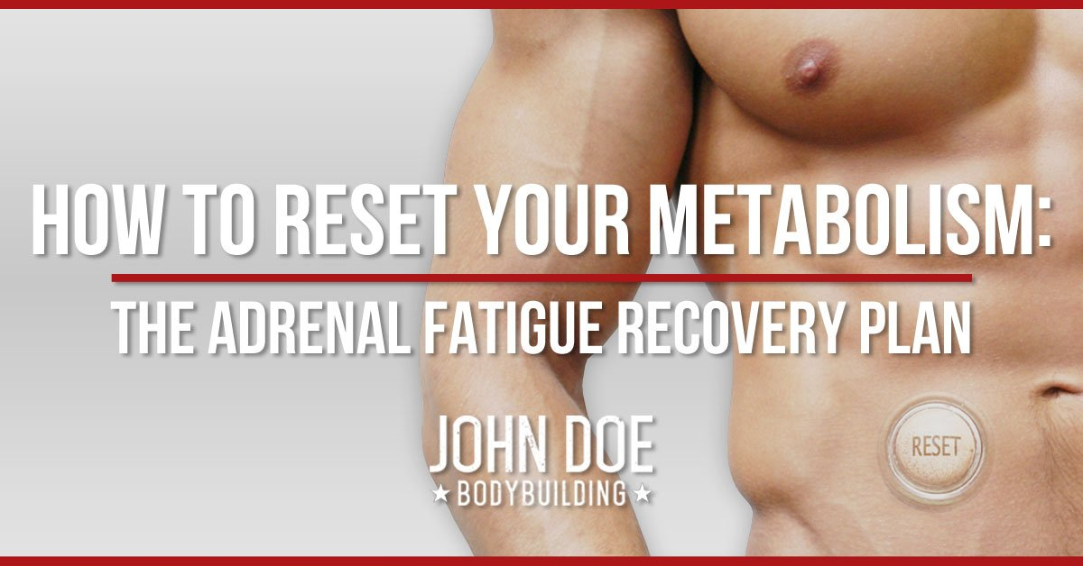 Adrenal fatigue recovery