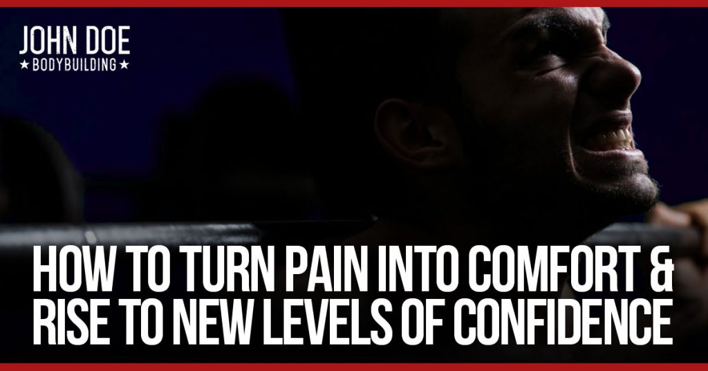 How to turn pain into comfort