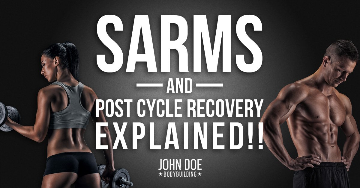 SARMS and post recovery cycle explained