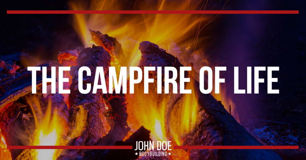 The Campfire of Life