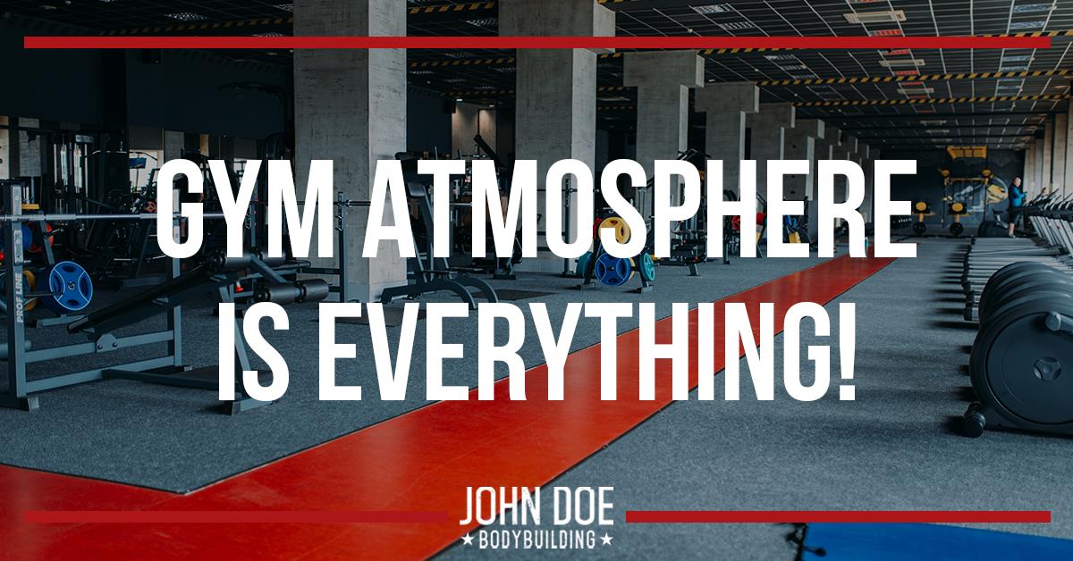 Gym atmosphere