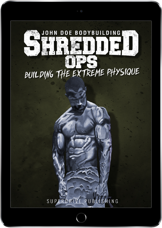Shredded Ops ebook