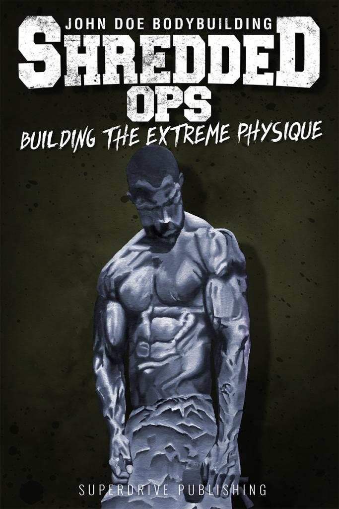 Shredded Ops book cover