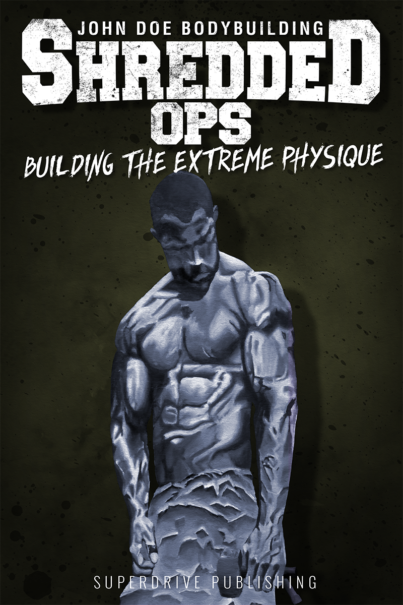 Shredded Ops book cover