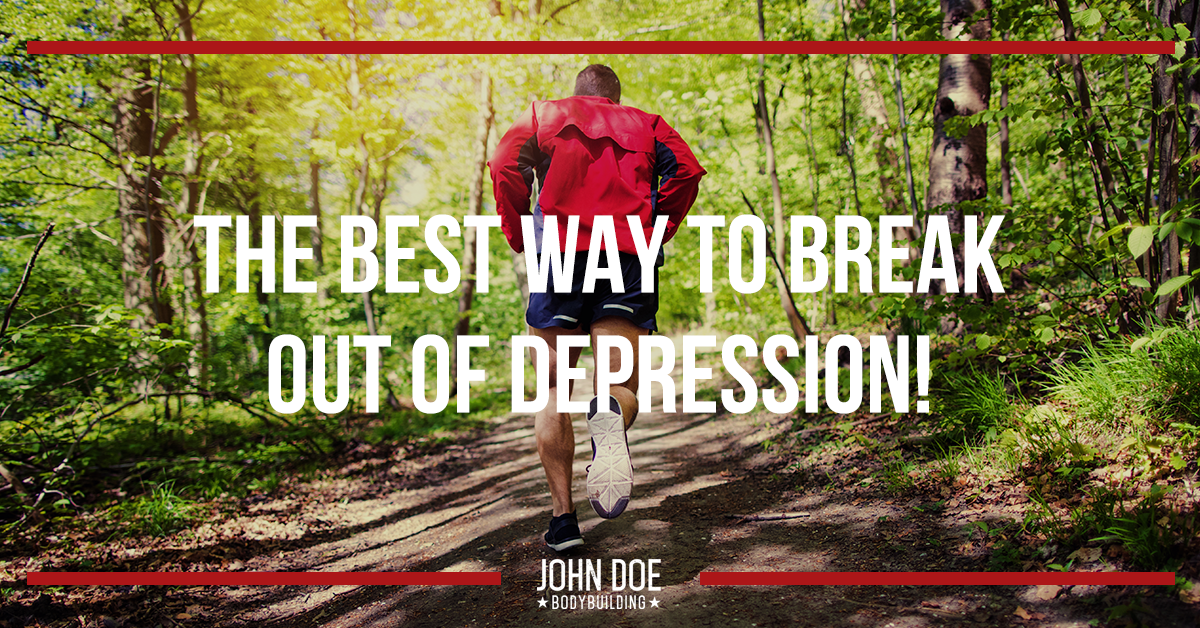 The best way to beat depression