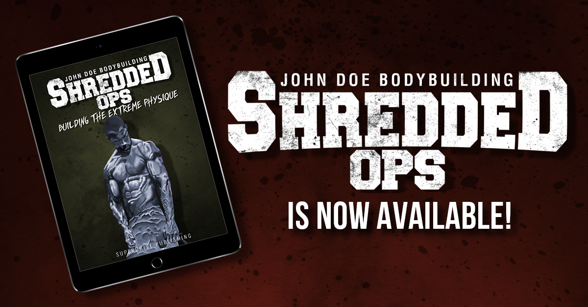 Shredded Ops is now available