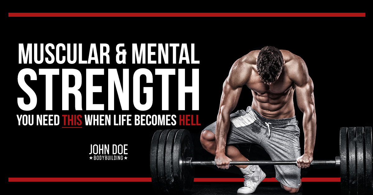 Muscular and Mental Strength