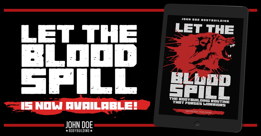 Let The Blood Spill is now available!