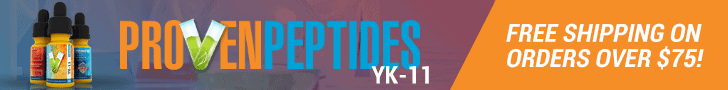 Proven Peptides YK-11