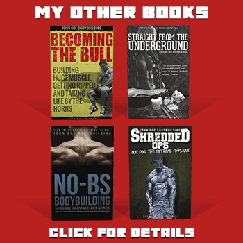 Other books from John Doe Bodybuilding