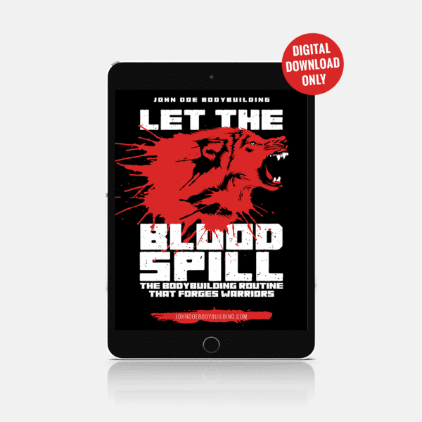 Let The Blood Spill ebook