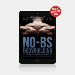 NO-BS Bodybuilding ebook