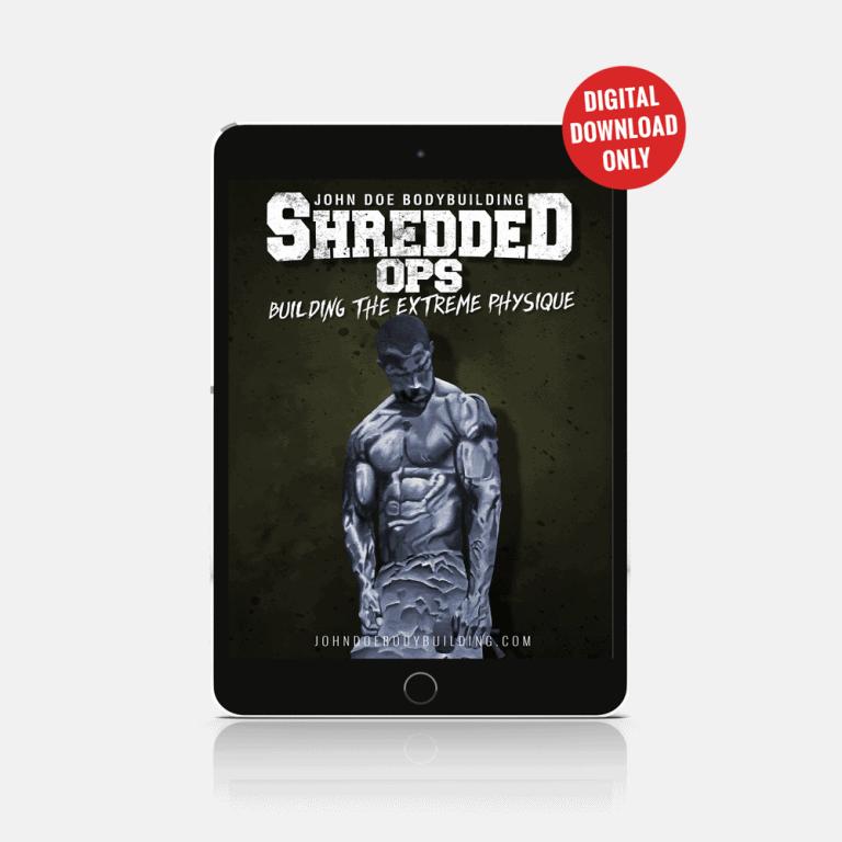 Shredded Ops ebook