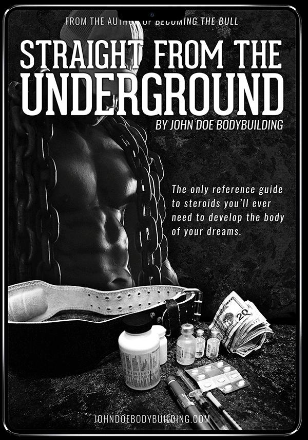 Straight from the Underground