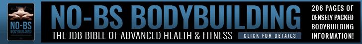 No-BS Bodybuilding ebook