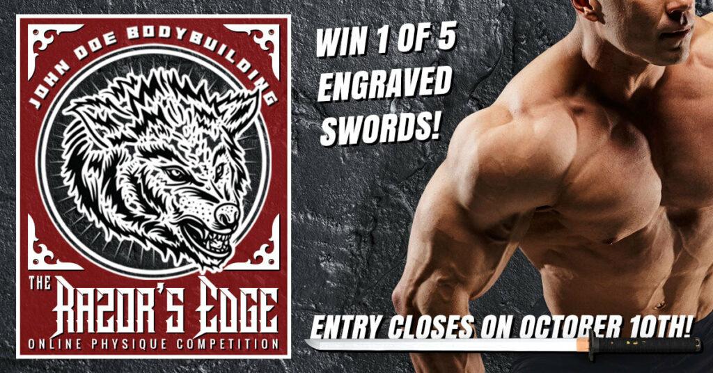 Razor's Edge Online Physique Competition