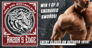 Razor's Edge Online Physique Competition