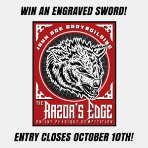 The Razor's Edge Online Physique Competition