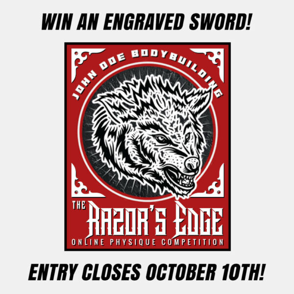 The Razor's Edge Online Physique Competition